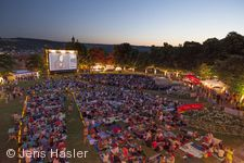 Kino auf der Burg 2014.