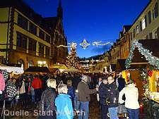Kuchenmarkt in Wolfach