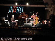 Konzert im Rahmen des Jazzfestes.