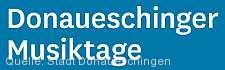 Logo Donaueschinger Musiktage