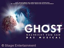 Logo Ghost - Das Musical
