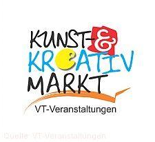 Logo Kunst- und Kreativmarkt