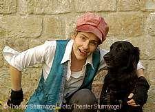 Mein Freund Charlie- interaktives Kindertheater mit echtem Hund