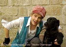 Mein Freund Charlie-  interaktives Kindertheater mit echtem Hund für Kinder ab 4