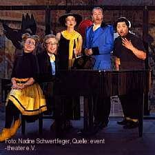 MITFontane ins Theater, Ensemble