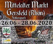 Mittelalter Markt Gersfeld (Rhön)