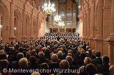 Monteverdichor in der Neubaukirche