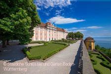 Neues Schloss Meersburg.