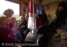 Nikolausfahrt der �chsle-Bahn.