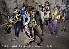 Nürtinger Musiknacht - Heinz und die Bembel