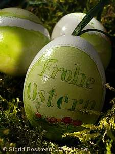 osterei frohe ostern