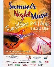 Summer Night Music