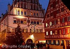 Rathaus Advent Bad Waldsee