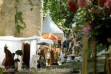 Rosen und Garten Messe im romantischen Koenigsberg