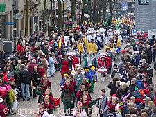 Rosenmontagsumzug Fulda