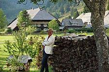 Schwarzwald-Botschafter Hansy Vogt