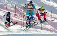 Ski Cross Feldberg.