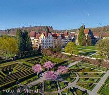 Staatliche Schlösser und Gärten Baden-Württemberg, Kloster und Schloss Salem