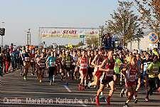 Start Baden Marathon