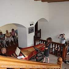 Treppenhauskonzert - Barock trifft auf Musik und Architektur