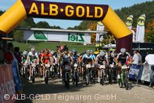 ALB-GOLD Trophy MTB-Marathon mit Bosch German eMTB Masters