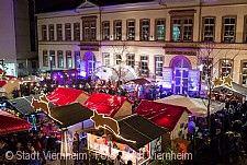 Viernheimer Weihnachtsmarkt