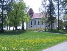 Wallfahrtskirche Gottesberg.