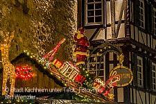Weihnachtsdeko Kirchheim unter Teck