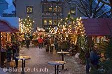 Weihnachtsmarkt Leutkirch