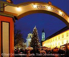 Weihnachtsmarkt Ochsenhausen