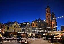 Weihnachtsmarkt Ottobeuren