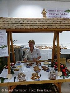 Weihnachtsschaubäckerei