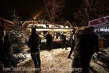 Welzheimer Weihnachtsdorf