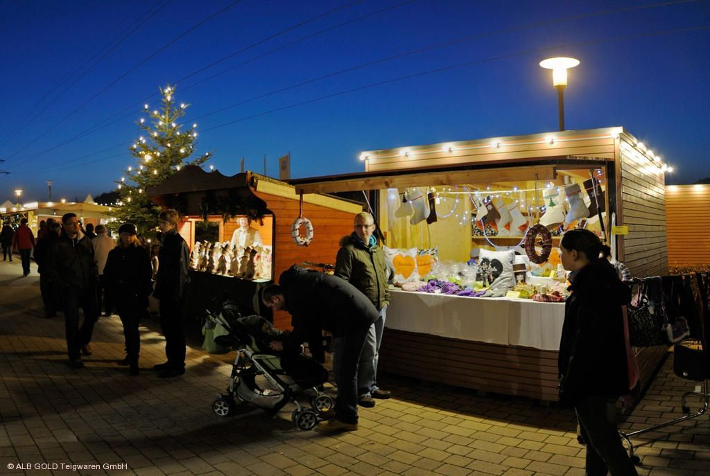 ALB-GOLD Adventsmarkt