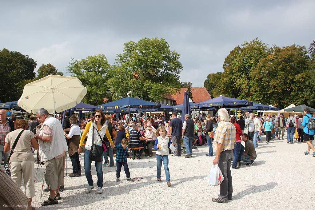 Kartoffelfest St. Johann (Württ.) © Array