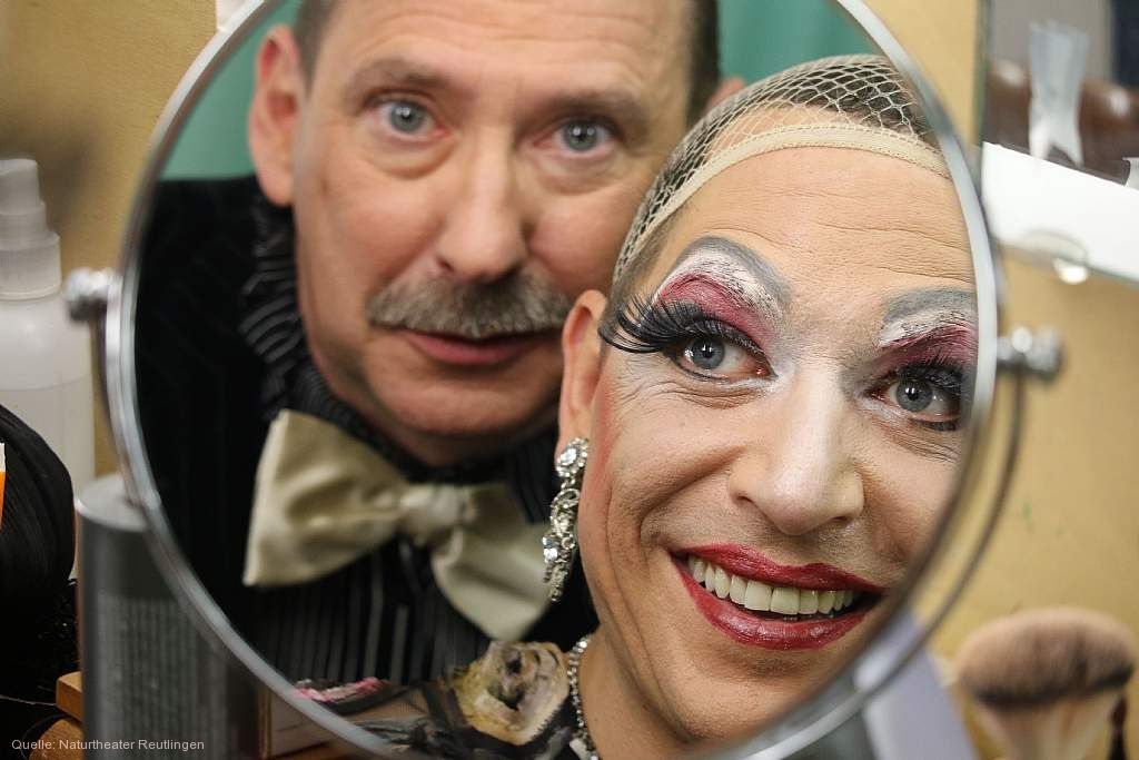 Naturtheater Reutlingen - La Cage aux Folles © Array