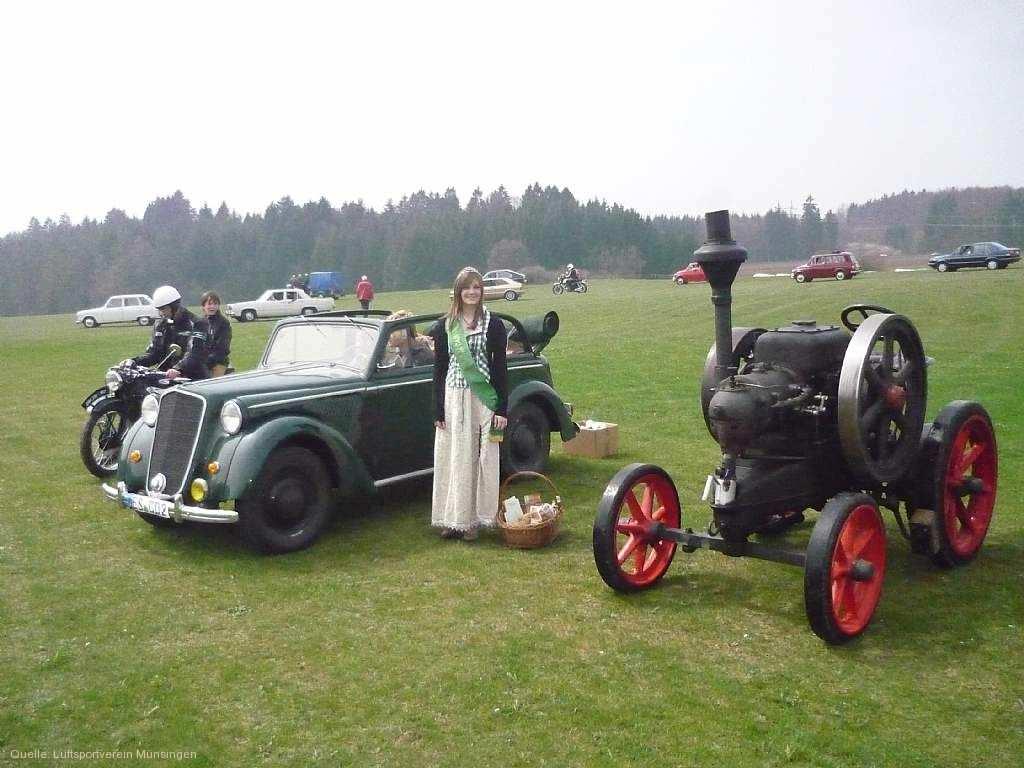 Oldtimer- und Dampfmaschinenfest © Array