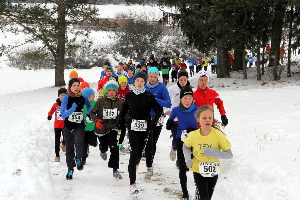 Winterlauf-Cup © Array